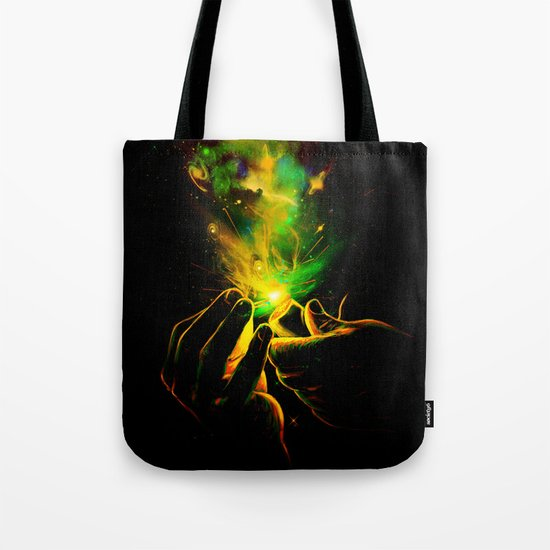 Light It Up! Tote Bag
