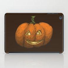 2016 Halloween Pumpkin iPad Case