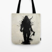 Apocalypse Hunter Tote Bag