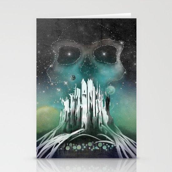 Expansion Volume VI Poster Stationery Card