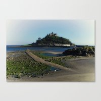 St Michaels Mount Canvas Print