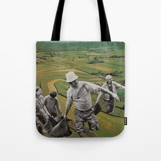 conservation pillow iphone options Tote Bag