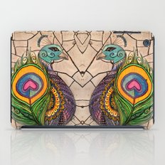 Peacock Feather iPad Case