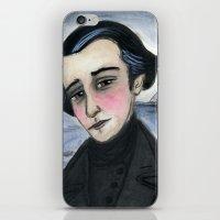 Patrick iPhone & iPod Skin