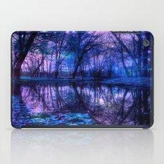 Enchanted Forest Lake iPad Case