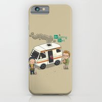 iPhone & iPod Case featuring Breaking Diet by Wawawiwa design