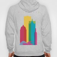 Shapes of Milwaukee. Accurate to scale Hoody