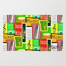 RazzMaTazz Jazz Nite. Rug