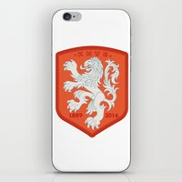Holland 2014 Brasil World Cup Crest iPhone & iPod Skin