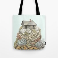 Sweet Home I // Forest I… Tote Bag