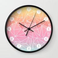 Beeniks Rays Wall Clock
