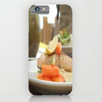 iPhone & iPod Case featuring Bon appétit  by Feamor Tiosen
