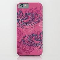 Hamsa, The Swan iPhone 6 Slim Case