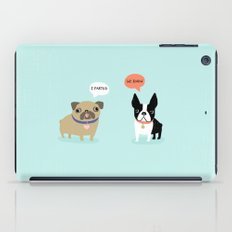 Dog Fart iPad Case