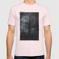 The Dirty Winter Spirit Mens Fitted Tee Light Pink SMALL