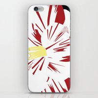 Camellia Flower iPhone & iPod Skin