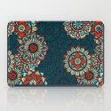 Vintage Mandala Pattern iPad Case