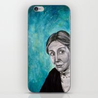 A Room Of One's Own {Woo… iPhone & iPod Skin