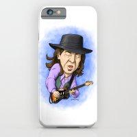 Stevie Ray Vaughan iPhone 6 Slim Case