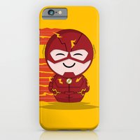 ChibizPop: Faster Than..… iPhone 6 Slim Case