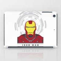 IRONMAN iPad Case