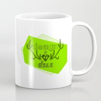 Design Is Chic Mug