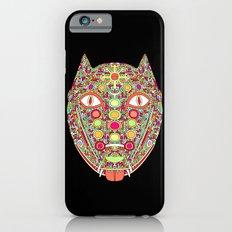 Demonic Dog Wolf Fox iPhone 6 Slim Case