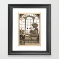 An Adventure Framed Art Print