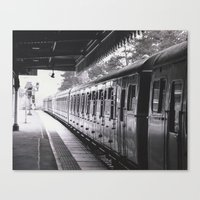 All Trains Lead To Chist… Canvas Print