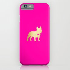 French Bulldog Gold iPhone 6 Slim Case