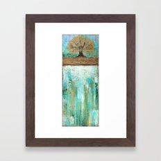 Summers Roots Framed Art Print