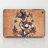 The Original Angry Bird iPad Case