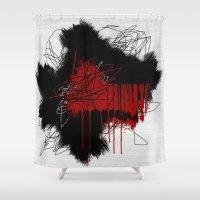 Random #3 Shower Curtain