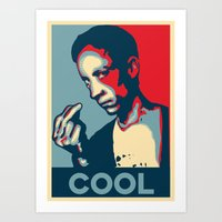 Cool Coolcoolcool Art Print