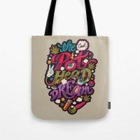The Cool Pothead Dream Tote Bag