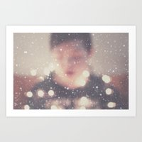 Wonderment Art Print