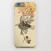The Wacky Traveling Mach… iPhone 6 Slim Case