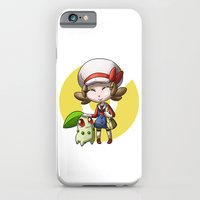Pokemon Trainer LYRA iPhone 6 Slim Case