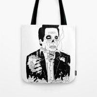 Dead Famous - Cash Tote Bag
