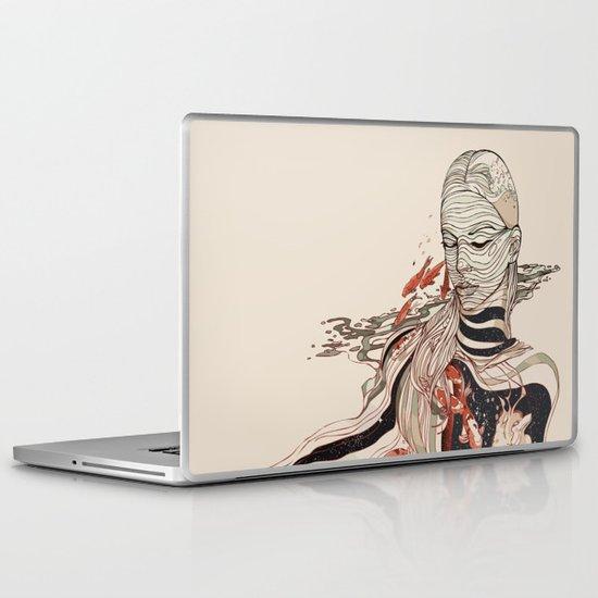 TRAWLING Laptop & iPad Skin