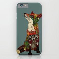 fox love juniper iPhone 6 Slim Case