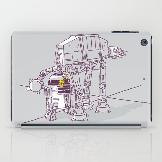 Not quite a fire hydrant iPad Case