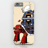 turtle iPhone & iPod Cases featuring Turtle  by Lauro