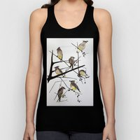 They Groom Each Other Unisex Tank Top