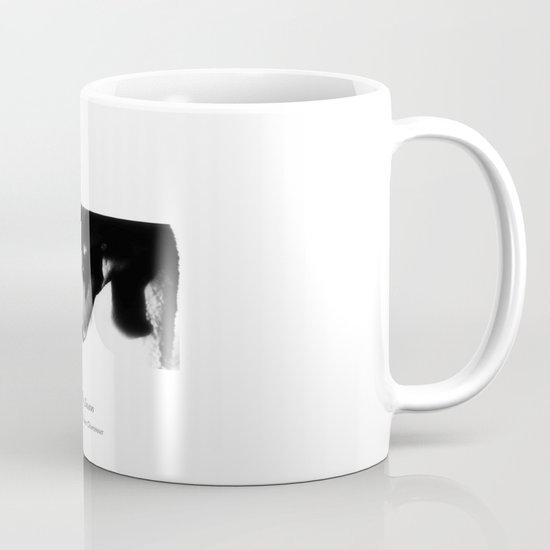 Shy Swan Mug