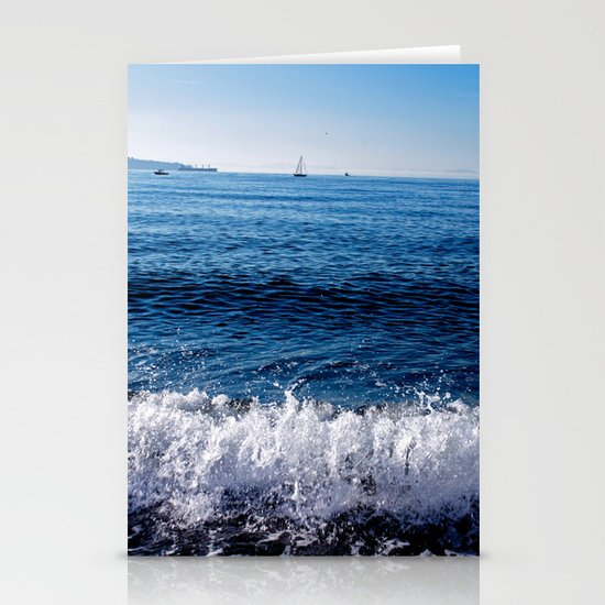 High Tide Stationery Card