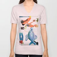 Surrealism Unisex V-Neck
