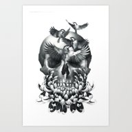 Favourite Things #2 Art Print