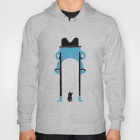 Mr Blue Boy Hoody