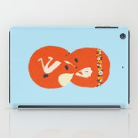 Foxy Lady iPad Case